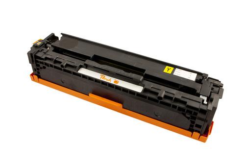 Peach Tonermodul magenta, kompatibel zu HP CF213A, HP131A