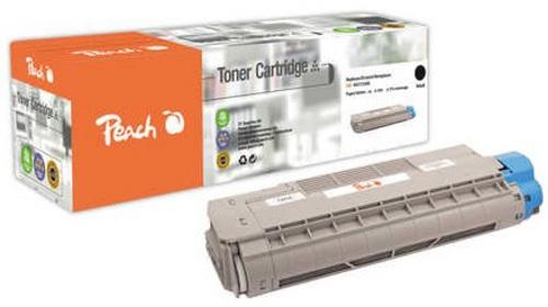 Peach Tonermodul schwarz kompatibel zu OKI 44315308