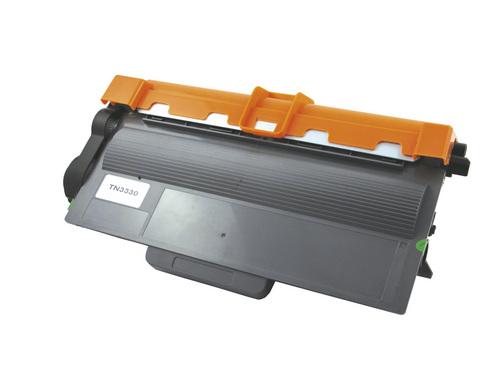 Peach Toner Module noire, compatible avec Brother TN-3330