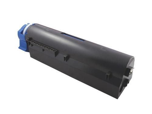 Peach Toner Module noire, compatible avec OKI 44992402