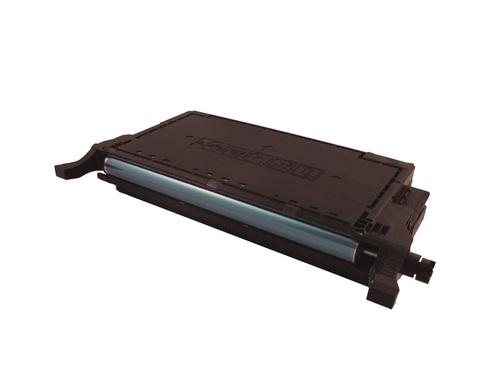 Peach Toner Module noire, compatible avec Samsung CLT-K5082L