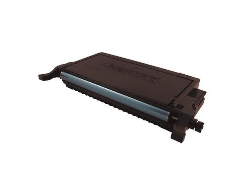 Peach Tonermodul schwarz kompatibel zu Samsung CLP-K660B