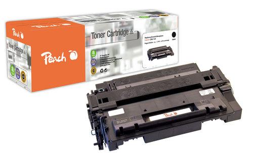 Peach Toner Module noire, compatible avec Canon CRG-724, 3481B002