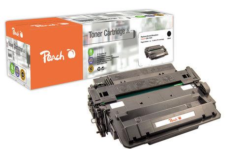 Peach Tonermodul schwarz kompatibel zu Canon No.724, 3482B002