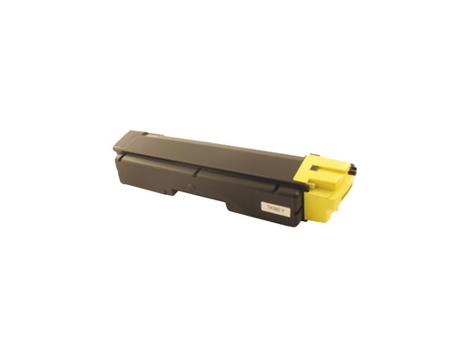 Peach Toner Module jaune, compatible avec Kyocera TK-580Y