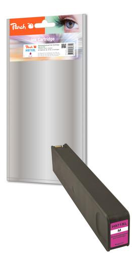 Peach Tintenpatrone magenta HC kompatibel zu HP No. 971XL, CN627AE