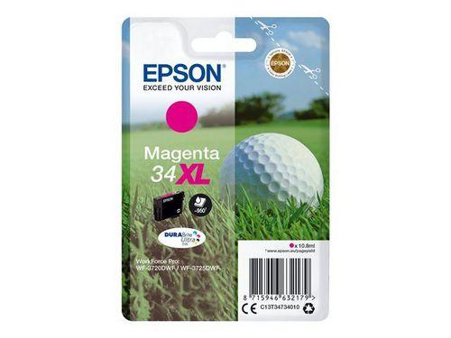 Epson 34XL magenta, TPA DURABrite Ultra, 950 Seiten, 10.8ml