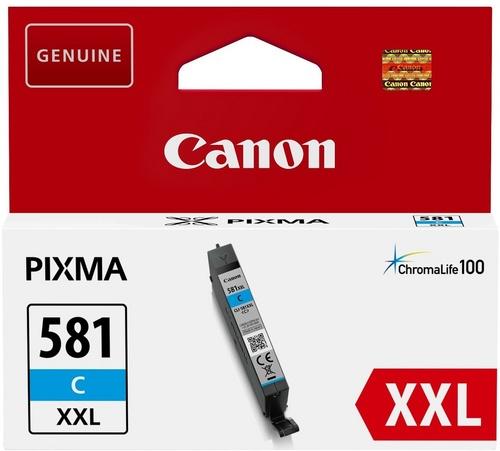 Canon CLI-581XXL C, TPA cyan
