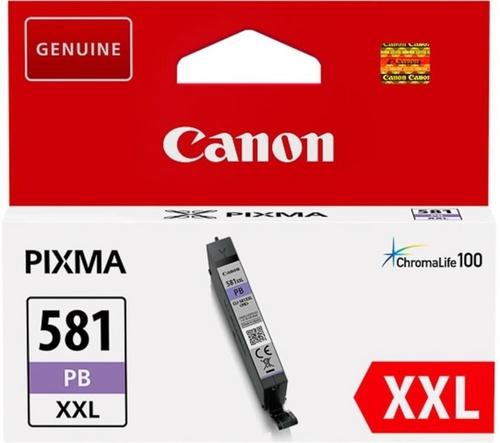 Canon CLI-581XXL PB, TPA fotoblau