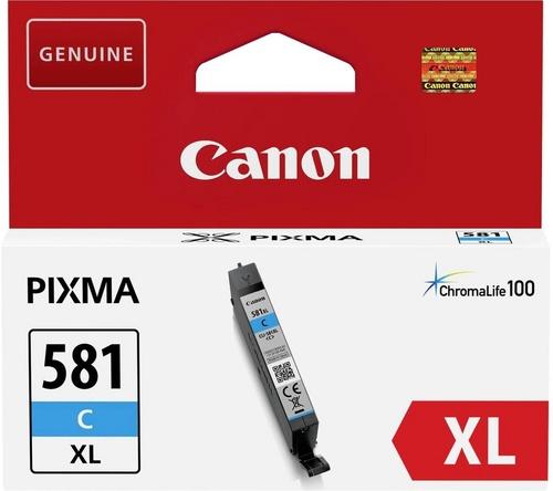 Canon CLI-581XL C, TPA cyan