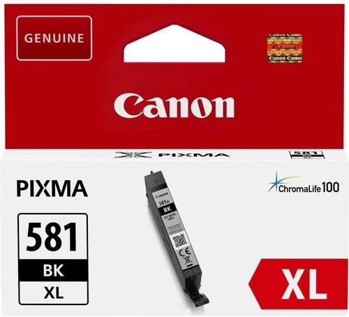 Canon CLI-581XL BK, TPA fotoschwarz