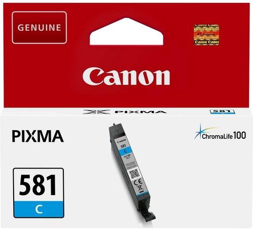 Canon CLI-581 C, TPA cyan