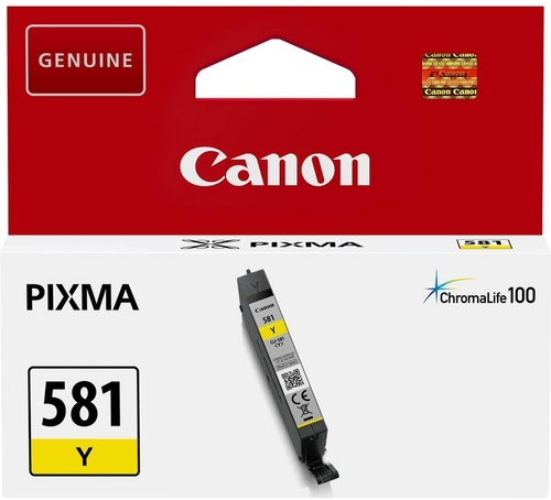 Canon CLI-581 Y, TPA yellow