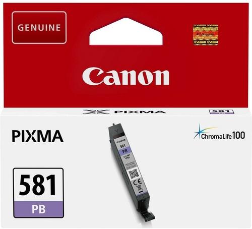Canon CLI-581 PB, TPA fotoblau