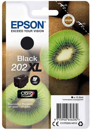 Epson 202XL, TPA schwarz
