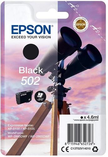 Epson 502, TPA schwarz