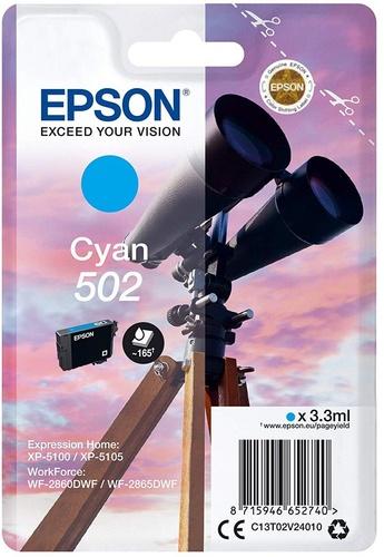 Epson 502, TPA cyan