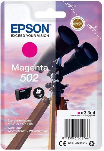 Epson 502, TPA magenta