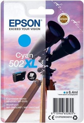 Epson 502XL, TPA cyan