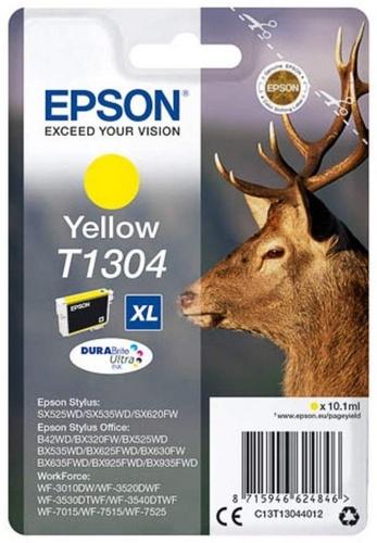 Epson T1304, TPA yellow, 10.1ml
