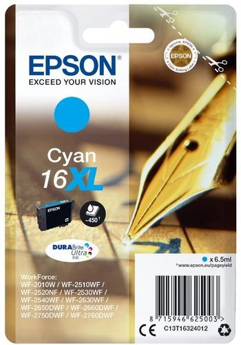 Epson 16XL, TPA cyan, 6.5ml, 450s