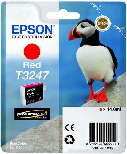 Epson T3247, TPA red