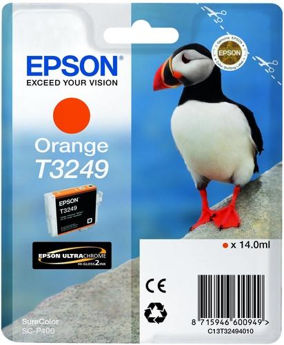 Epson T3249, TPA orange