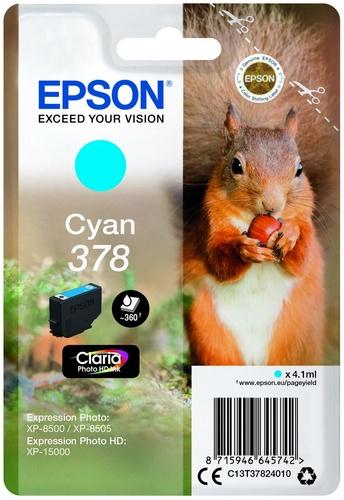 Epson 378, TPA cyan