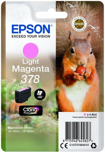 Epson 378, TPA light magenta