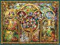 Disney: Die schönsten Disney Themen - Puzzle [1000 Teile]