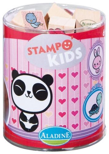 Stampo: Kids - Welttiere