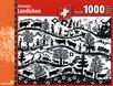 Schweizer Landleben - Puzzle [1000 Teile]