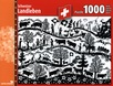Vita di campagna svizzera - Puzzle [1000 pezzi]