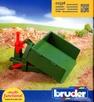 Bruder 02336 accessori: Casse per carico e riordino