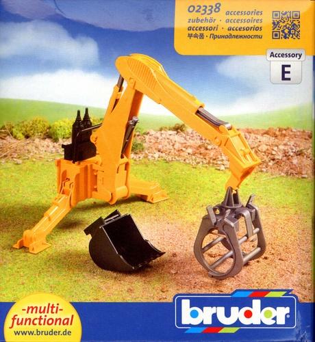 Bruder 02338 Accessoires :