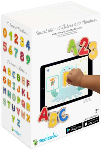 Smart-Numbers & Smart-Letters