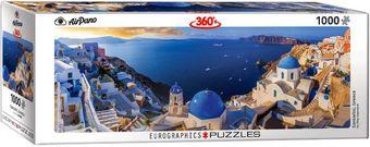 Eurographics : Puzzle - Santorini [1000 Pièces]