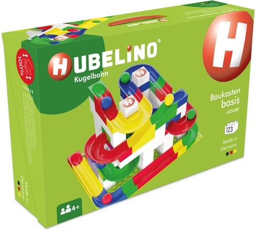 Ball piste Hubelino : Kit de base [123 pièces]