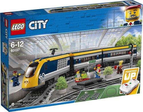 LEGO© 60197 City - Passenger Train