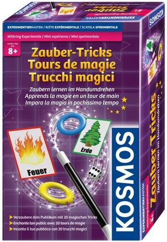 Mini expérience : MAGIC Tours de magie