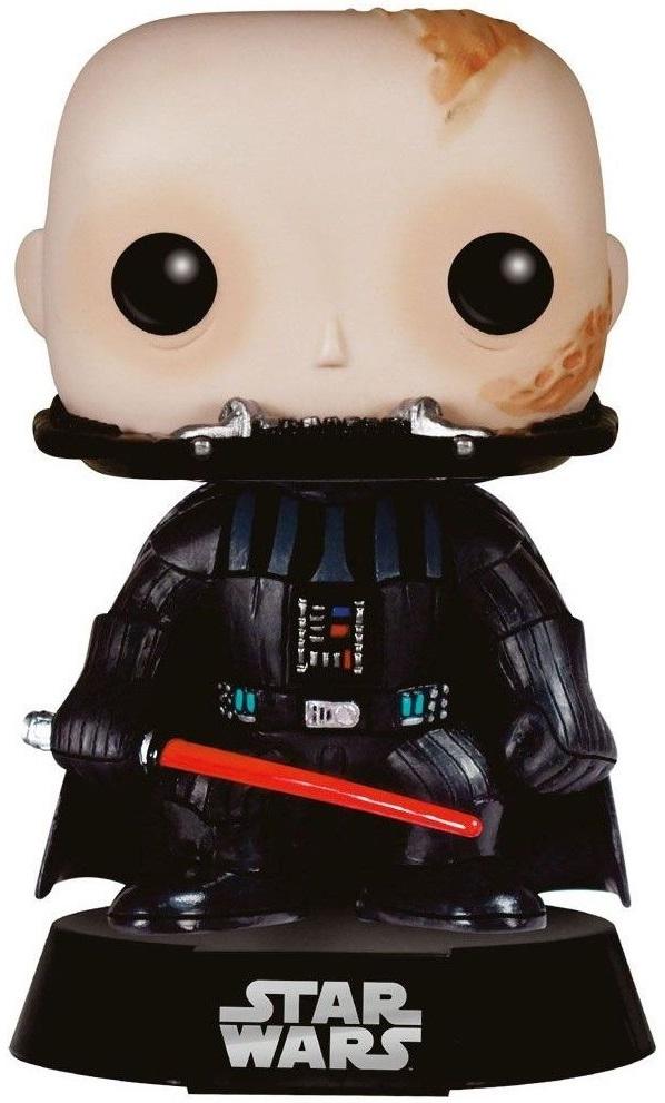 Star Wars Unmasked Darth Vader Pop 43 Vinyl Figur 9cm Thali