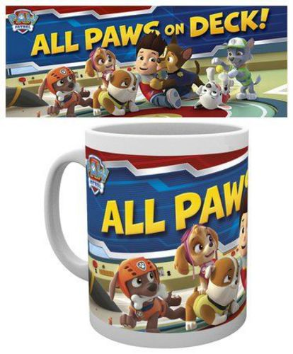 Paw Patrol: All Paws On Deck! - Tasse [300ml]