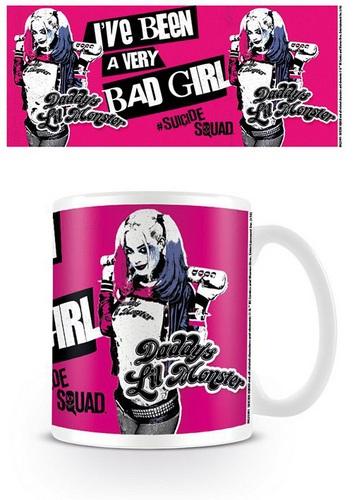 Suicide Squad: Bad Girl - Tasse [330ml]