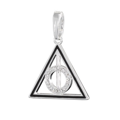 Harry Potter: Heiligtümer des Todes - Anhänger für Lumos Bettelarmband