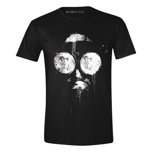 Resident Evil : Inked Mask - T-Shirt [M]